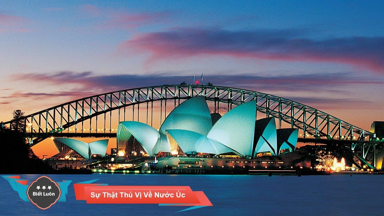 Những Sự Thật Thú Vị Về Nước Úc – Australia