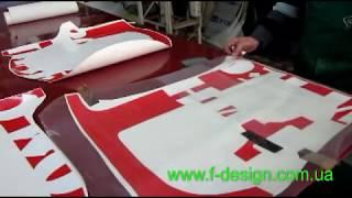 видео Изготовление рекламных световых коробов