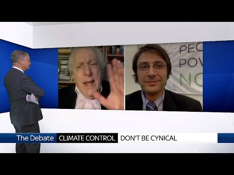 Sky News Debate: Climate Change: Don't Be Cynical