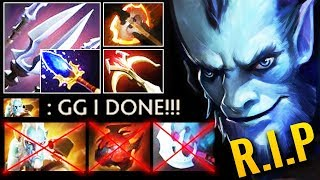 How To Counter PL With HARD Carry RIKI 7.22g NEW Meta Dota 2