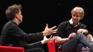 An Evening with Bjarke Ingels - Michael Green and Bjarke Ingels one-on-one - Part 1