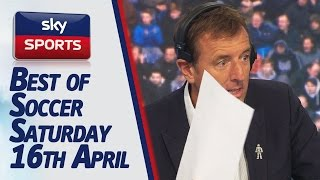 Villa relegated, Berahino's missed penalties & weather reports - Best of Soccer Saturday