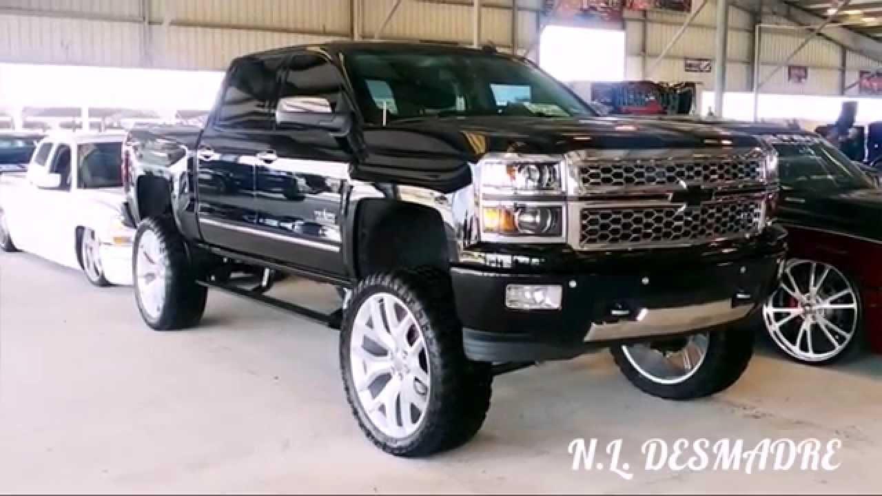 2014 Gmc Truck 22 Inch Wheels