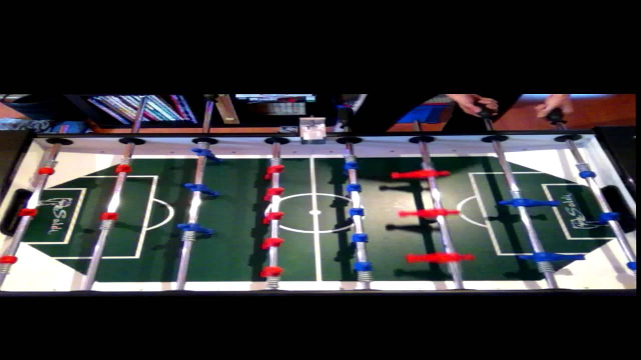 epic match de baby foot entre m0on et tiffoox youtube. Black Bedroom Furniture Sets. Home Design Ideas