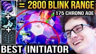 Miracle- Void 7.07 +2800 Blink Range +175 AOE Chrono OP Dota 2 Dueling Fates