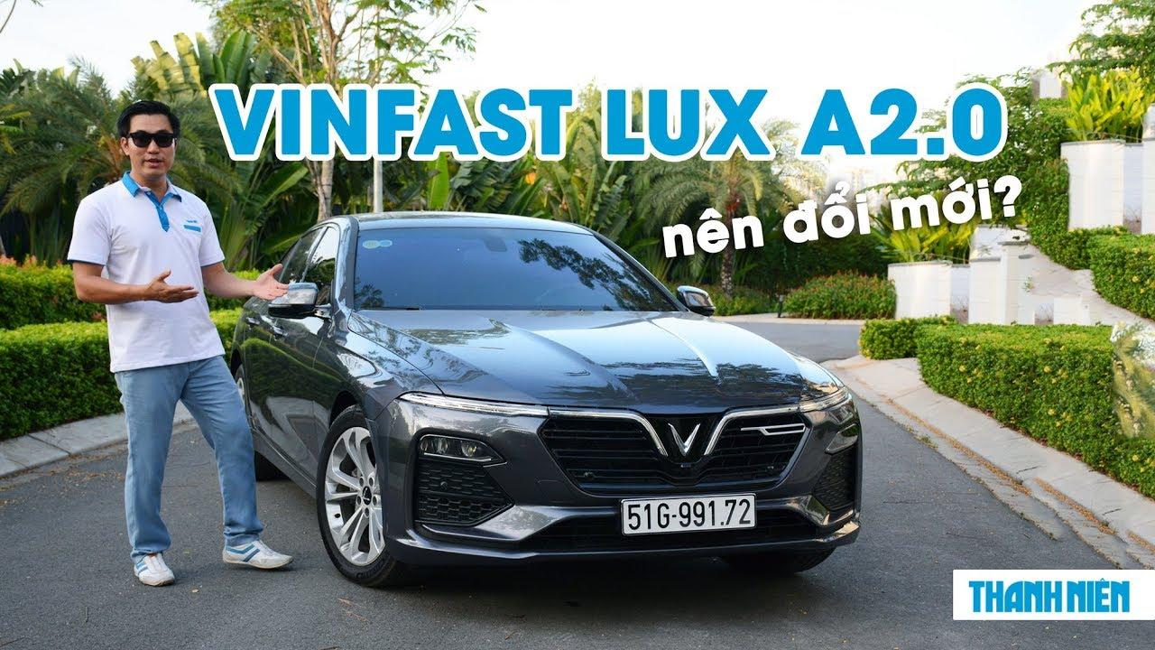 Người dùng đánh giá sau 3 tháng cầm lái: VinFast Lux A 2.0 có đáng mua?