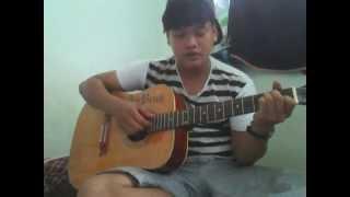 Tình cha Guitar tập ckơi