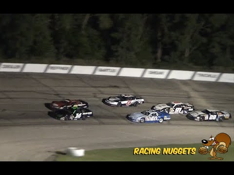 NASCAR Late Model Feature #2 at Madison Speedway 09.02.16