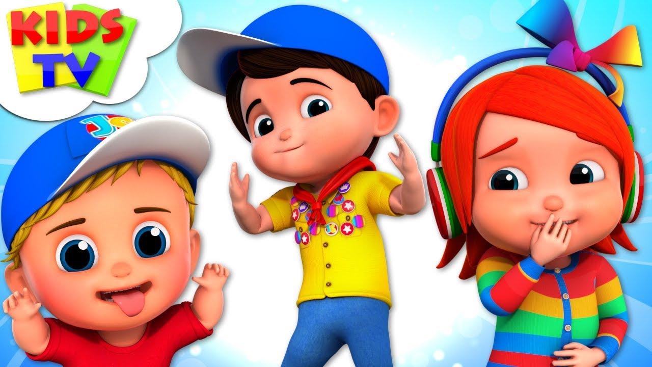 Nursery Rhymes & Baby Songs   Best Kids Songs   Kindergarten Songs for Babies