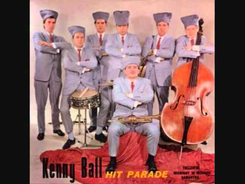 Kenny Ball and his Jazzmen 1961 My Mother's Eyes