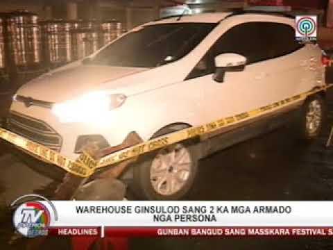 TV Patrol Negros - Oct 16, 2017