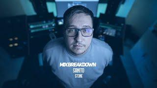Sanito - Stone / Mix Breakdown / Hybrid Mixing / Vocal Mixing