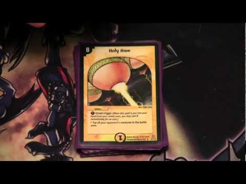 Duel Masters - Turnip Aggro aka Veggie Strikers Deck Profile