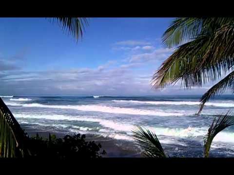 Surf condition río grande Aguada PuertoRico 12/09