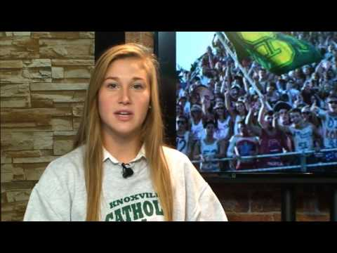 2016-17 Knoxville Catholic High School Admissions Video