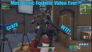 Toxic Dank Fortnite Video