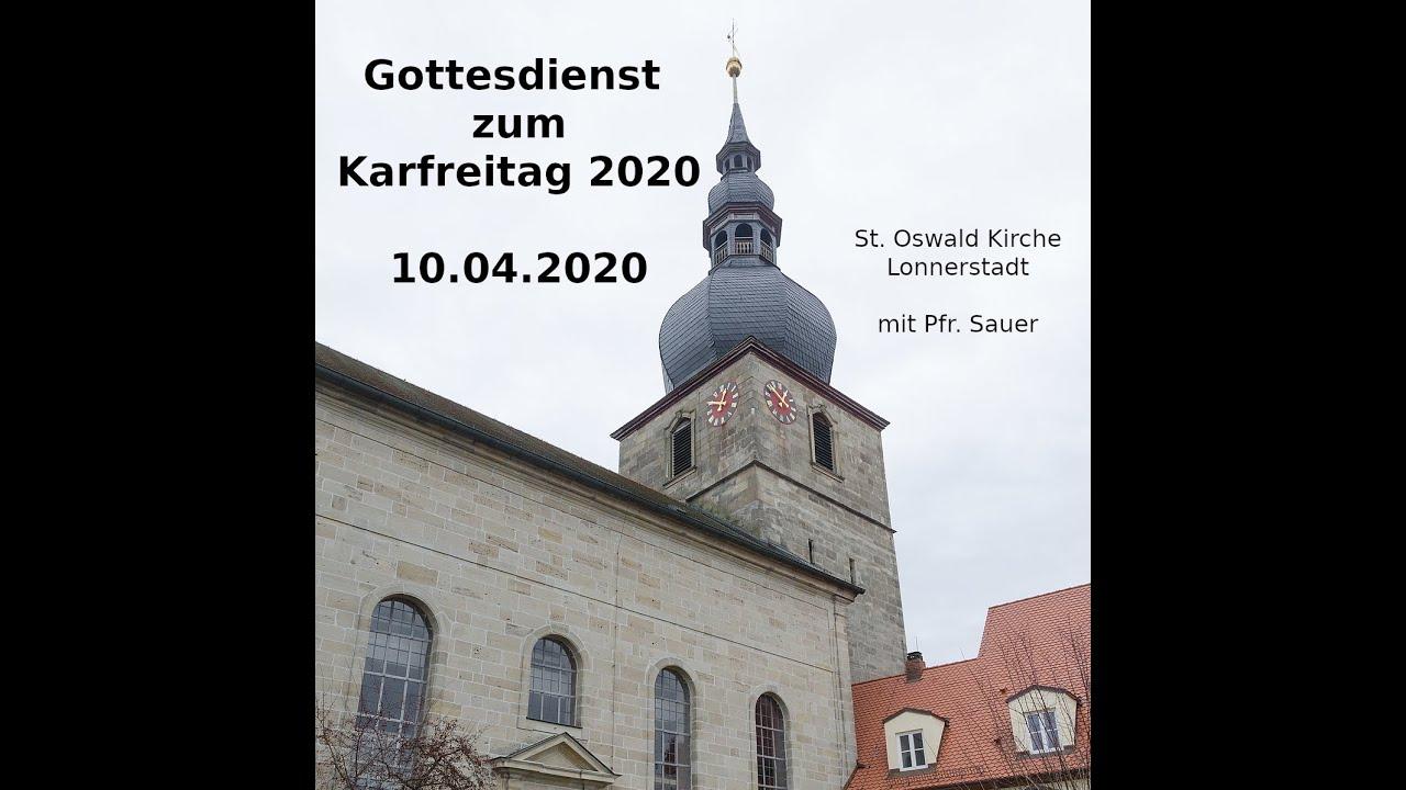 Karfreitag 2020