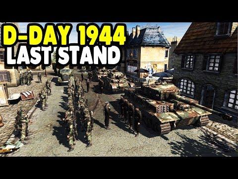 LAST STRONGHOLD DEFENSE   Men of War: Assault Squad 2 Mulitplayer Gameplay