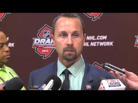 Repêchage 2013 / 2013 NHL Entry Draft: Trevor Timmins