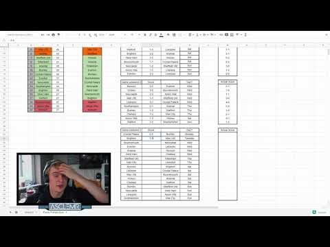 ASMR - Premier League PREDICTION (Week 3)