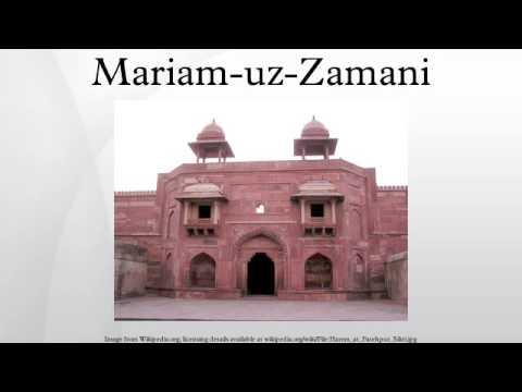 Mariam-uz-Zamani