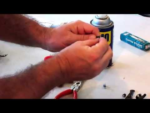 Spark Plug Wire Boot Assembly (Marine)