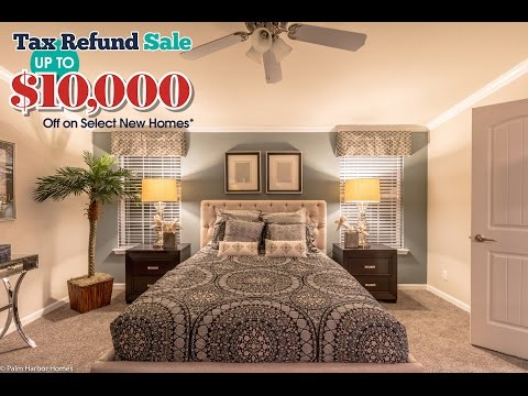 Palm Harbor Homes - Tax Refund Sale This Weekend