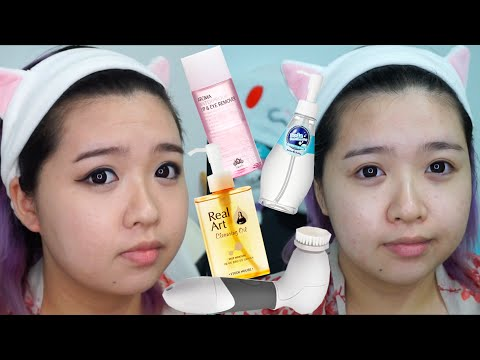 How to Effectively Remove Makeup & Clear Skin