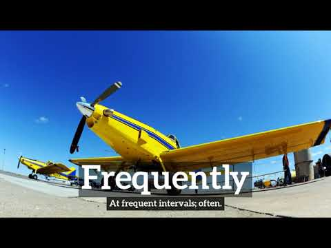 What is Frequently? | How Does Frequently Look? | How to Say Frequently in English?