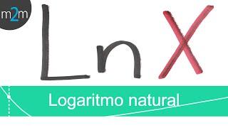 Concepto intuitivo de Logaritmo natural (Ln)