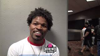"SHAWN PORTER PREDICTS ""KEITH THURMAN  IS GOING TO COME OUT & TRY TO KNOCKOUT MANNY PACQUIAO"""