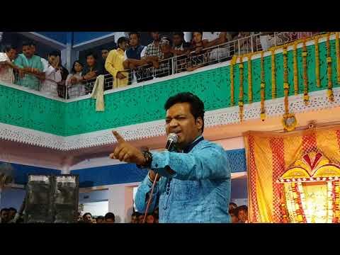 Mayank Agarwal Ekadashi Kirtan किस्मत वालो को मिलता है  dt 01.10.17 @ Mitra Mandal Khatu Shyam ji