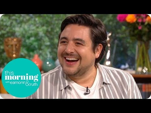 Hear'Say's Noel Sullivan Reveals He's Had To Put On Weight For School Of Rock | This Morning