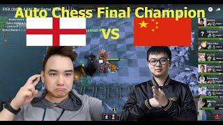 Auto Chess dota 2: Xemesis vs SOFM - hướng đến trận Anh Quốc đối đầu Trung Quốc