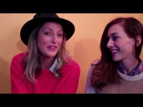 Ingrid Haas and Jocelyn DeBoer talk 'Dead Snow: Red vs. Dead' at Sundance