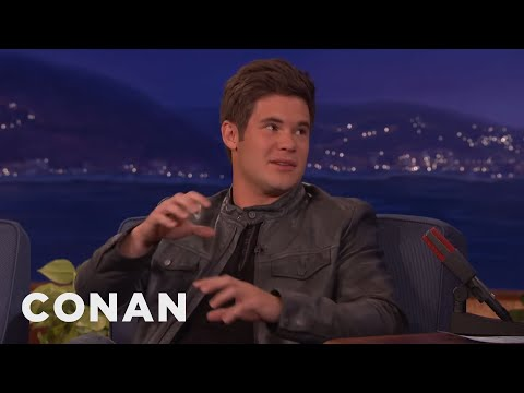 "Adam DeVine: The Coast Guard Is Mad At ""Workaholics""  - CONAN on TBS"