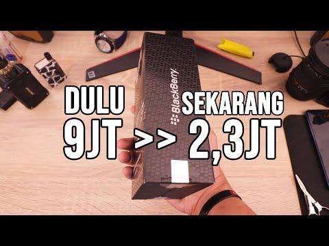 HP 9JUTA SISA 2JUTAAN!! Unboxing Blackberry KeyOne