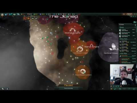 Stellaris: Utopia | The Joined - Twitch Stream (Part 7 of 8)