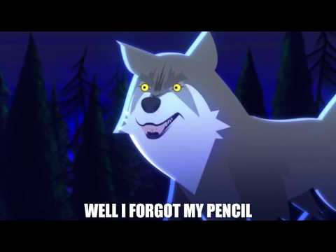 Insanity wolf vs Courage wolf aninmeme rap battles