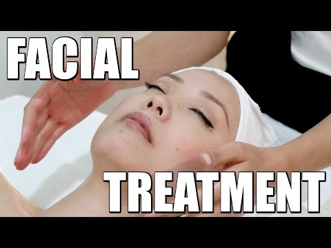 FACIAL TREATMENT with TATA HARPER (ORGANIC CLEAN SKINCARE)