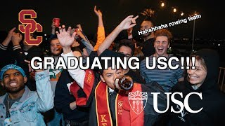 MY EPIC COLLEGE GRADUATION PARTY!!! (USC)