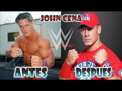 Superestrellas WWE Antes Y Después 2016