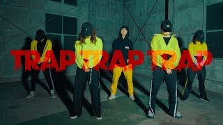 "Akanen × En Dance Studio  ""TRAP TRAP TRAP / Rick Ross ft. Young Thug, Wale """
