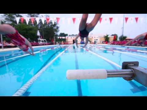 NC State University Club Swim Team 2015