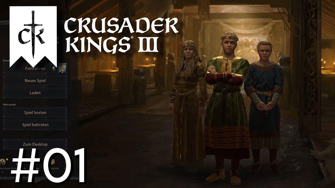 Broken Roman Enjoys SICKEST of Pleasures? | Crusader Kings III: The Keys to Rome #2