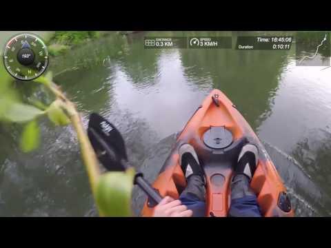 River Loddon kayak trip