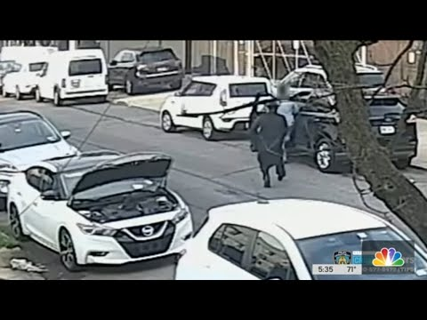 Disguised Hit Man Shoots Black Man in Broad Daylight In Queens