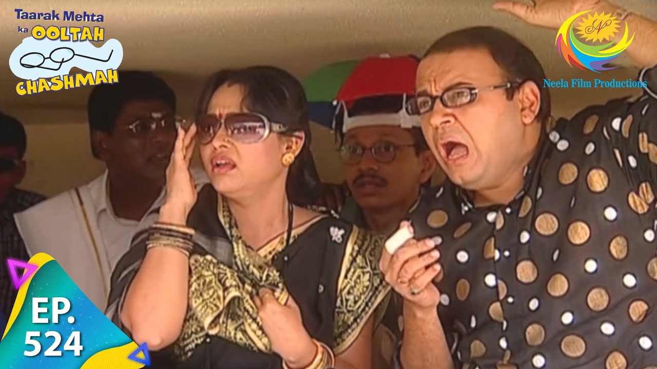 Download Taarak Mehta Ka Ooltah Chashmah - Episode 524 - Full Episode