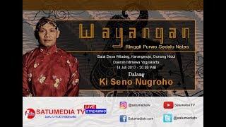 Video [LIVE] Satumedia Wayang Kulit - LAKON: Sesaji Rojo Soyo  - Dalang  Ki Seno Nugroho download MP3, 3GP, MP4, WEBM, AVI, FLV Juni 2018