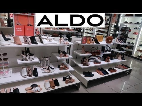 ALDO SHOES *  COME WITH ME  /MARCH 2019